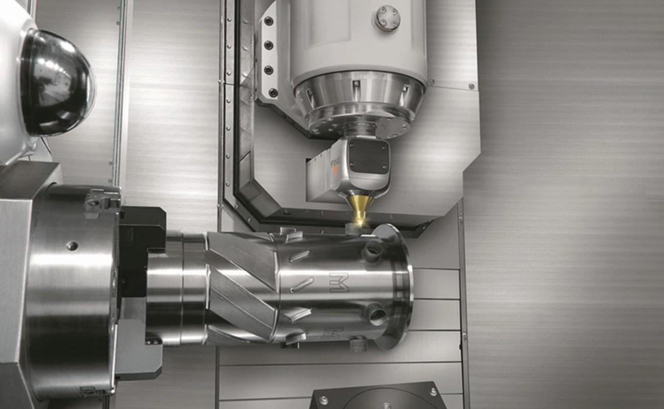 Hybridní výrobní postupy pro stroje od Mazaku lze programovat v certifikovaném CAM softwaru ESPRIT.